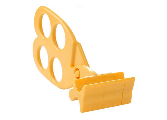 New products small silicone Consisting scissors for baby food