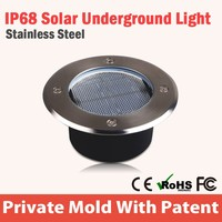 Mini Recessed Stained Glass Led Outdoor Lighting
