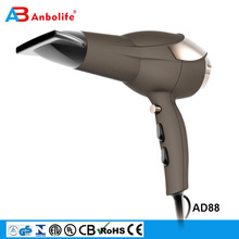 Anbolife 2 speed 3 heat setting pro electric hair dryer hotel professional Hair Salon dryer