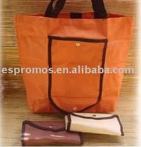 2011 New 100% Recyclable Foldable Shopping Bag