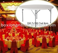 Banquet TABLE, Plastic Folding table