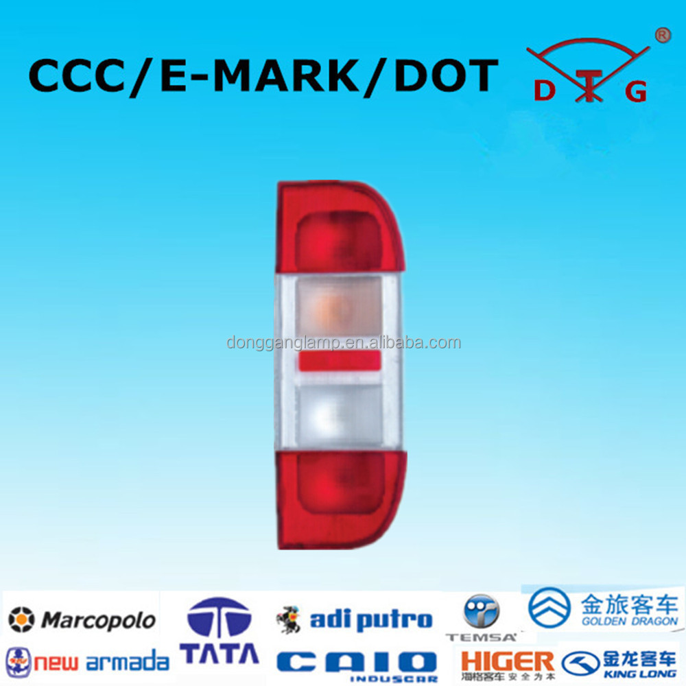 Combined tail light mitsubishi rosa bus parts