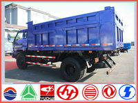China tippers manufacturer direct sale for New forland mini dump trucks 3 ton sale in tata
