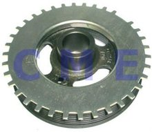 harmonic balancer crankshaft damper used on FORD TRUCK RANGER L4-2.3L (140 CID) 2010-2007