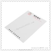 Custom hotel A4 letter headed paper