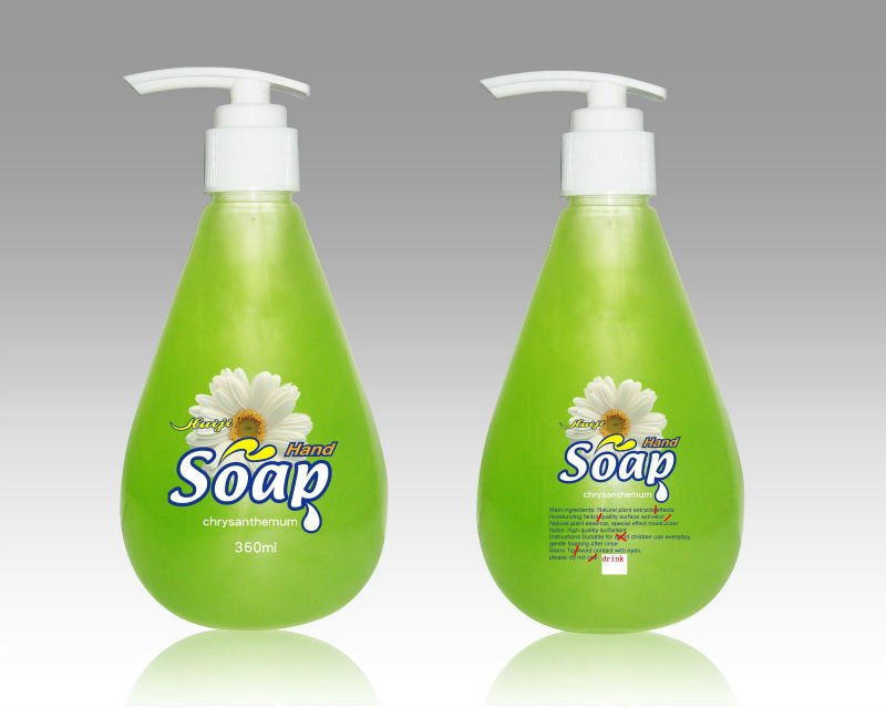 500ml Aloe Vera,glycerin liquid hand soap