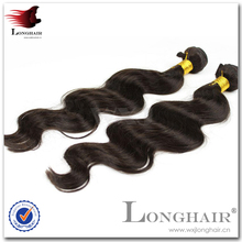 High Quality 100% Grade AAAAA Human Hair Extension Body Wave Texture