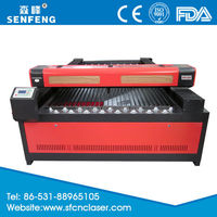 SF1326 factory directly ! popular co2 wood laser cutting craft
