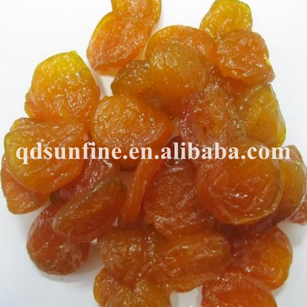 natural sun dried apricot