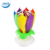 birthday candles factory for Colourful candles A88008a CE ROHS