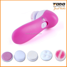 Home use portable slimming beauty device ultrasonic facial massager