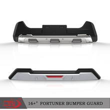 New product Vehicle Auto parts Front and Rear Bumper Guard for fortuner 2016+