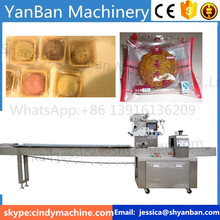 Automatic mooncake packaging machine