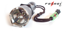 2014 High-power rechargeable & environment led flashlight