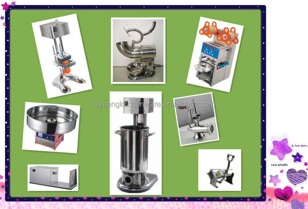 Universal Fritter Meat Cutter Vegetable Cutting Machine
