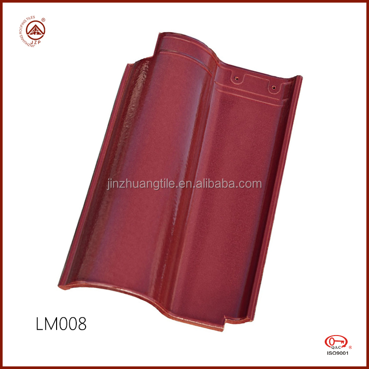 Corrugated Different Types of Roof Tiles Roof Covering for Villas