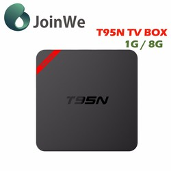 Joinwe T95n Mini Mx+ 4k Amlogic S905 Tv Box Moldel No T95n,T95 Quad Core 64bits Fast Speed Latest Android 5.1 Os Tv Box