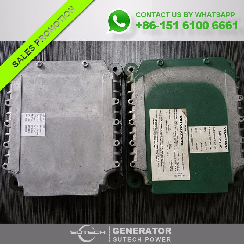 Made in UK Volvo engine ECU for diesel engine generator