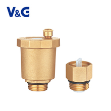 High Quality Brass Automatic Screw Adjustable Air Vent Valve