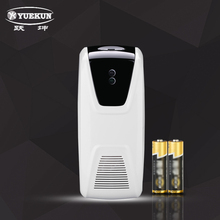 air perfume air fragrance dispenser / refillable hanging LCD automatic aerosol dispense YK3590