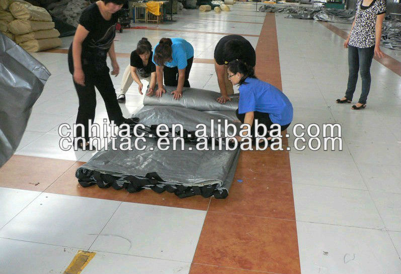 High quality waterproof pe truck tarpaulin