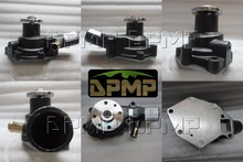 Diesel engine 4BG1T water pump 8-97125051-1,excavator spare parts,4BG1T engine parts
