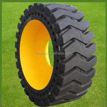 heavy duty 17.5-25 industrial solid OTR tires for wheel loader