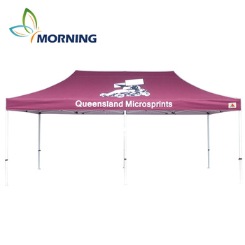 Promotion customized big canopy pop up tent for advertising