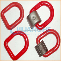 2015 china Factory Hot Selling best Quality low pice 2 inch metal d ring