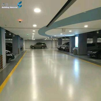 China supplier SGS waterborne coating polyurethane floor paint