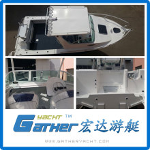 Gather Best quality good reputation Aluminum Jon Boat
