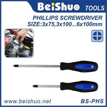 Function Phillips Screwdriver with Soft Rubber Handle/One Man One Screwdriver