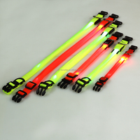 hot new products for 2015 best selling pet products LED flashing dog collars