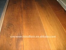 Oiled Finish Bruma Teak Solid Flooing