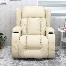 Best white recliner sofa chair/ergonomic fancy dining room chair for sale