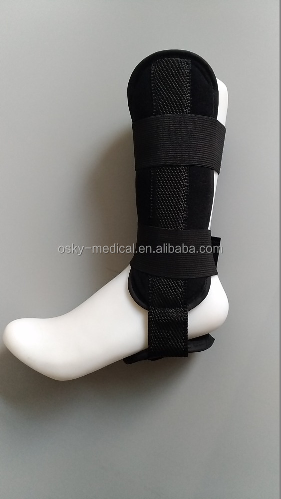 Sport injury pain relief protection ankle immobilizer
