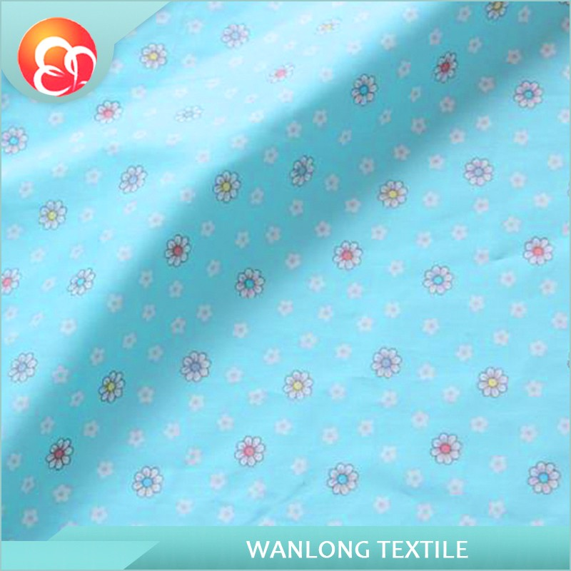 New designed TC 80 20 fabric printed dyed woven fabric for pocket