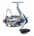 In stock fishing spinning reel