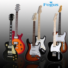 Focus Brand LP, ST, TL, JG, GN, FV Types Electric Guitars
