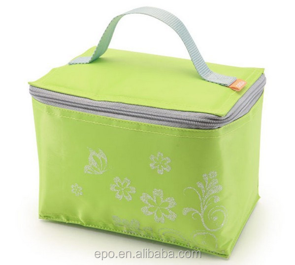 Promotional cooler bag, can cooler bag for frozen food