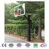 Adjustable Home Court Basketball System In-ground Basketball Hoops