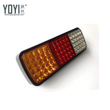 YCL5220 ADR Approved Rear Light LED Trailer European Truck LED Combination Tail Lamp