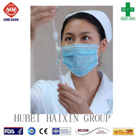 Customized Cheap Disposable Face Mask Sample