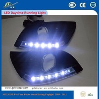 Atv LED bulb new products china cars DRL in pakistan For Ford Focus Sedan Having Foglight 2009 - 2011