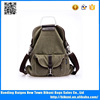 Multifunction backpack shoulder bag canvas bag backpack and latest design messenger bags for women