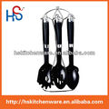 Kitchen Utensil Set with Easy Grip, Non-slip, Ergonomic Handles 6611A