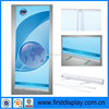 2015 hot sell new aluminum roll up banner stand