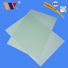 Thermoset Rigid Insulation Composite Epoxy Glass Laminated Sheets FR-4 G10