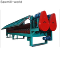 High automatic wood debarker/ wood peeling machine