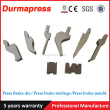 EUROPEAN Precision CNC Press Brake hydraulic bending machine sheet metal forming dies press brake tooling hemming tool